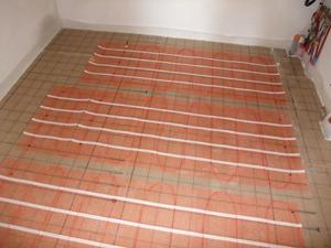 Installateur plancher chauffant lectrique bordeaux 2ms for Plancher chauffant electrique renovation